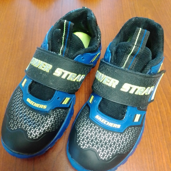 Skechers Shoes   Power Strap   Poshmark